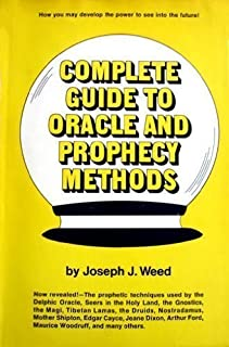 Complete guide to oracle and prophecy methods