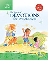 One Year Book of Devotions for Preschoolers (Little Blessings Line)