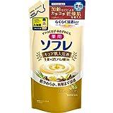 薬用ソフレ キュア肌入浴液 ミルキーハーブの香り(つめかえ) 入浴剤 安らぐミルキーハーブの香りのスキンケア入浴剤保湿タイプ 詰替え用 400mL