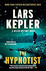 Books Set in Sweden: The Hypnotist by Lars Kepler. sweden books, swedish novels, sweden literature, sweden fiction, swedish authors, best books set in sweden, popular books set in sweden, books about sweden, sweden reading challenge, sweden reading list, stockholm books, gothenburg books, malmo books, sweden packing list, sweden travel, sweden history, sweden travel books, sweden books to read, books to read before going to sweden, novels set in sweden, books to read about sweden