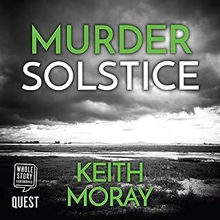 Murder Solstice cover art