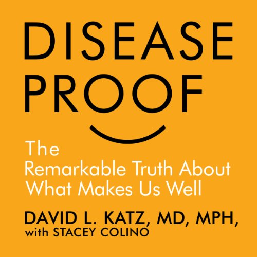 Disease-Proof audiobook cover art