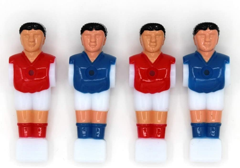 TOYANDONA 4pcs Table Soccer Man Game Don't miss the Nippon regular agency campaign Board Replace Player