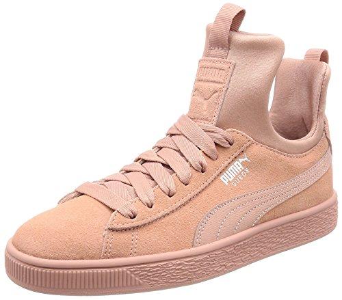 Puma Suede Fierce Donna Sneaker Rosa