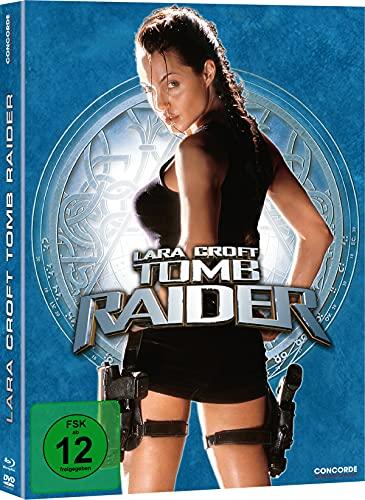 Tomb Raider 1 - Lara Croft - Mediabook (+ DVD) [Blu-ray] [Limited Edition]