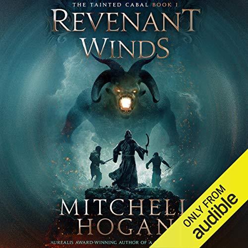 Revenant Winds audiobook cover art