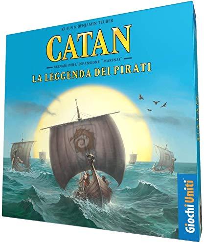 Catan Studios Coloni Catan la Leggenda dei Pirati, GU584