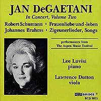 Jan Degaetani in Concert 2