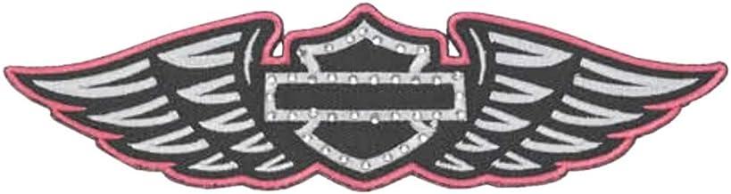 Harley Davidson Xs Neon Bar /& Shield Patch Emblem Motorcycle Biker Vest EM302731