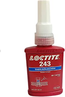 Loctite 243 X 50ml Huile Force Moyenne Tolérant Scellement