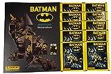 Unbekannt Panini Batman Sticker Stickeralbum/Leeralbum + 10 Stickertüten -