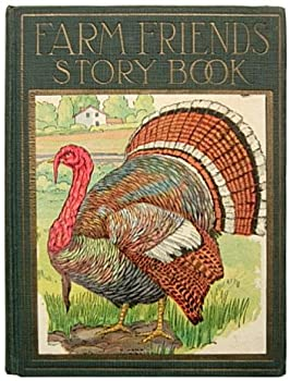 Hardcover Farm Friends Story Book