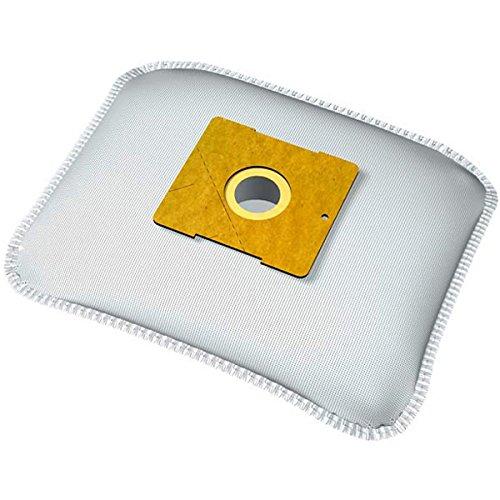 20 Staubsaugerbeutel geeignet für KOENIC KVC 3221 A Bodenstaubsauger | McFilter YS 18 Beutel | Staubbeutel aus mehrlagigen Micro-Vlies | inkl. 4 Mikro-Filter, 4 Motor-Filter