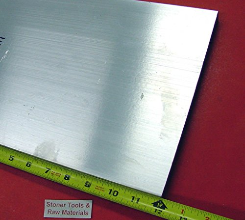 3/4' X 8' X 12' 6061 T6511 ALUMINUM SOLID FLAT BAR New Mill Stock Plate .750'