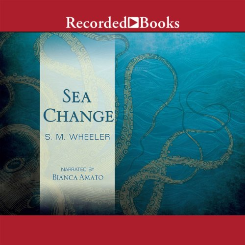 Sea Change audiobook cover art