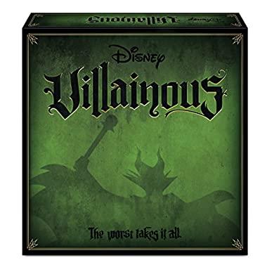 Wonder Forge Disney Villainous Strategy Board Game