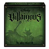 Ravensburger 26275 Disney Villainous, Gioco da Tavolo, per 2-6 Giocatori, Età...