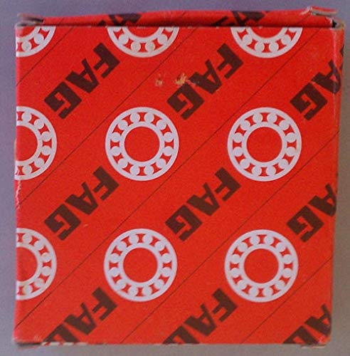 FAG 2200-TV Double Row Self Aligning Ball Bearings 10mm ID 30mm OD 14mm Width