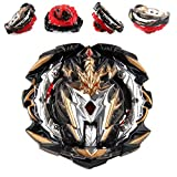 Mopogool Battling Tops Toy Evolution Turbo God Bey GT Blades Games Accessories Bey Burst Gaming Toy B-153 GT Remodeling Customize High Performance Spinning Top Master Fusion Battle Gyro Gift for Boys