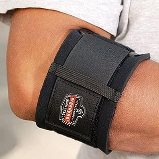 Ergodyne ProFlex 500 Elbow Support,  Large,  Black