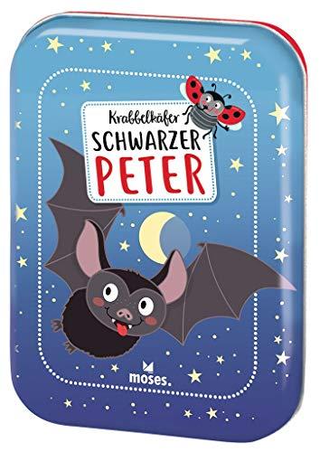 Krabbelkäfer Schwarzer Peter