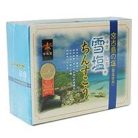 雪塩ちんすこう(ミニ) 12個入(2×6袋) 30箱セット