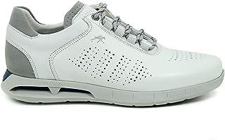 Fluchos - Zapato deportivo piel gris roto