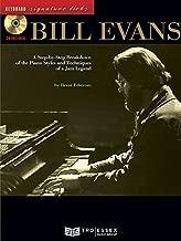 Bill Evans Bk/CD Keyboard Signature Licks