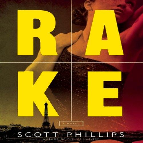 Rake audiobook cover art