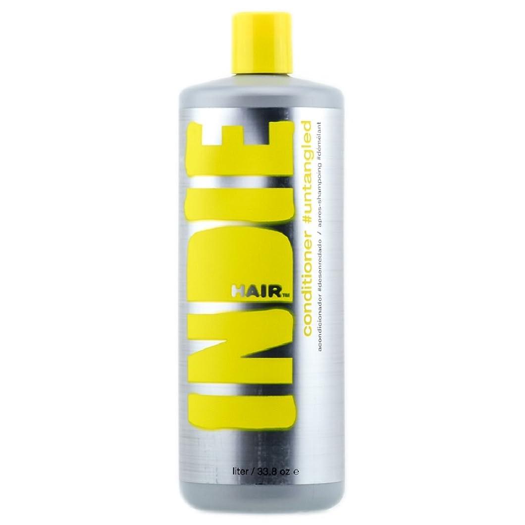 旅客サージ登録Indie Hair 2344 Conditioner Untangled, 33.8 Fluid Ounce by Indie Hair
