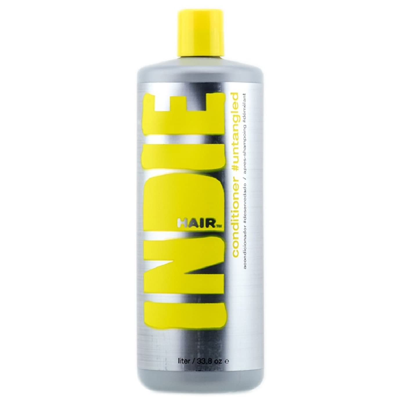 しなければならない週末私Indie Hair 2344 Conditioner Untangled, 33.8 Fluid Ounce by Indie Hair