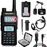 Best Handheld Ham Radios - TIDRADIO H6 Ham Radio High Power Two Way Review