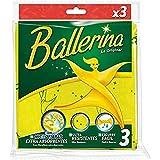 Ballerina La Original Paños Multiuso - 3 Piezas