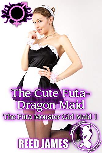 The Cute Futa-Dragon Maid (The Futa Monster Girl Maid 1)