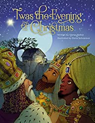 Twas the Evening of Christmas (book)