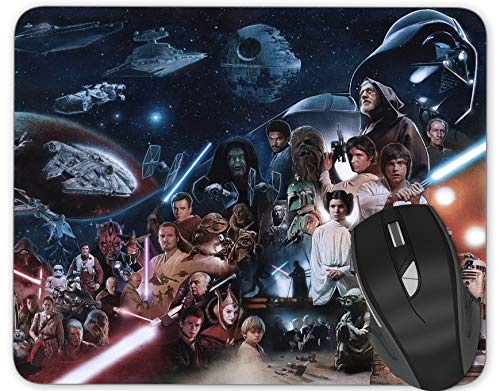 Star Wars Mouse Pad Office Mouse Pad Gaming Mouse Pad Mat Mouse Pad