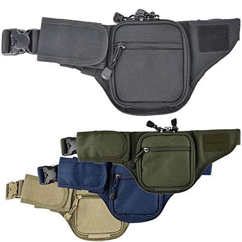 COP®MB6 Hüfttaschenholster (Oliv)