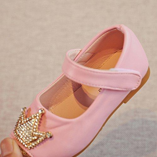 Erste Schritte Schuhe Kind 25, Schuhe Baby Kinder Mädchen Mädchen Perlen Prinzessin Krone Sandalen einzigartige Kinder 2,5-3 Jahre Günstige Stiefeletten Turnschuhe für Kindertag