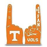 Rico Industries NCAA Tennessee Volunteers #1 Fan Flat Foam Finger