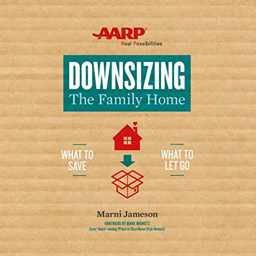 Downsizing the Family Home     What to Save, What to Let Go              Written by:                                                                                                                                 Marni Jameson                               Narrated by:                                                                                                                                 Joyce Bean,                                                                                        Fred Stella                      Length: 5 hrs and 22 mins     Not rated yet     Overall 0.0