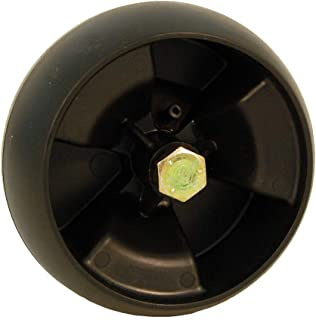 MTD Genuine Parts OEM-734-04155 5-Inch Replacement Deck Wheel