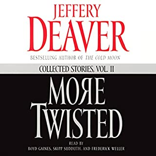More Twisted audiobook cover art
