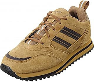 Lakhani Men's Camel Running Shoes