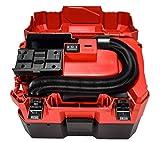 Milwaukee 0960-20 M12 Fuel 12-Volt 1.6 Gal. Lithium-Ion Cordless Wet/Dry Vacuum