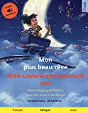 Mon plus beau rêve - Мой самый прекрасный ... pour enfants, avec livre audio à télécharger