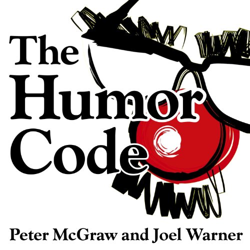 The Humor Code audiobook cover art