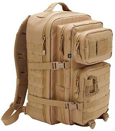 Brandit US Assault Rucksack Camel Large