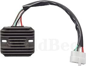 WildBee Rectifier Regulator Voltage Regulators for Yamaha XJ650 Turbo 1980-1985, XS650 1978-1983
