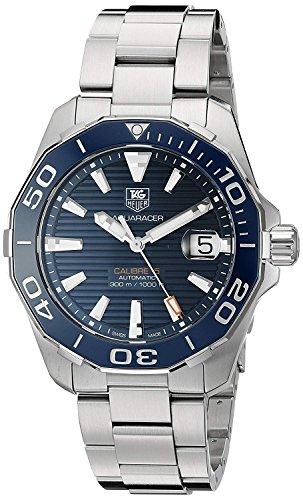 [タグホイヤー] TAG HEUER メンズ 腕時計 WAY211C.BA0928 アクアレーサー キャリバー5 300m防水 41mm [並行輸入品]