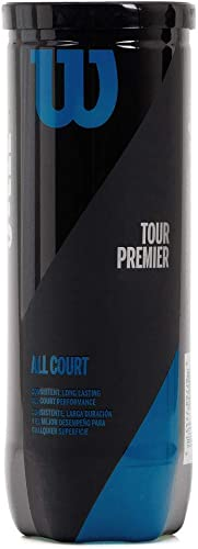 Wilson TOUR PREMIER ALL CT 3BALL CAN